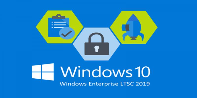 Clé Windows 10 Enterprise LTSC 2019